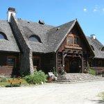 The Tsars hunting lodge