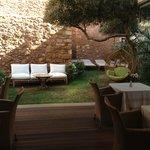 Breakfast Area / Patio