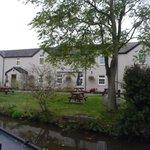 The Narrowboat Inn, Whittington, Oswestry