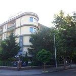 façade de l hotel
