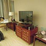 working area (Grand Skylight Hotel Shenzhen)
