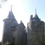Castell Coch, south Wales