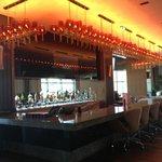 Bar at the lobby level