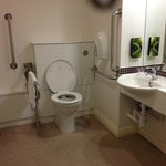 disabled bathroom - room 212 (pic 2)