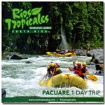 Pacuare River 1 day Trip