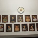 portraits of all the vice presidents in the Philippines
