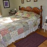 Suite Dreams - bedroom