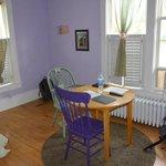 Suite Dreams - living area