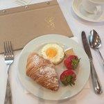 Excellent breakfast!!