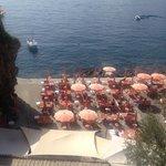 One Fire Beach, Praiano Amalfi