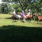 lovely horseback riding nearby