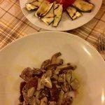 Filetto con porcini & verdure grigliate