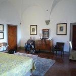 la chambre Principe Strozzi