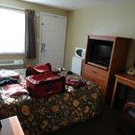 """Room #1 of """"Queen-Queen Room"""""""
