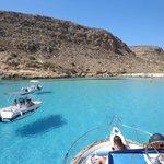 Le barche volanti Lampedusa