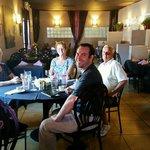 Cuba Cafe with friends.