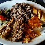 Cuba Cafe Taster Plate
