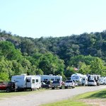 View of the Campground (Mid May)