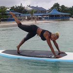 Liquid Yoga with Jessica at Negril Treehouse