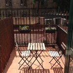 Room nr 3- lovely terrace