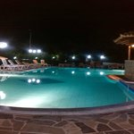 Pool by Night at the Corifo
