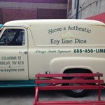 Old key Lime pie truck