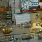 Ship in a bottle collection