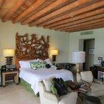 Our room, Capella Suite