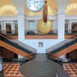 Indiana Historical Society Atrium