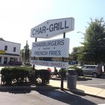 Char Grilled..awesome burgers