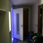 HIE Warsaw Double Hallway