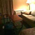 Another view of room 208