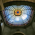 Indiana State Capitol dome
