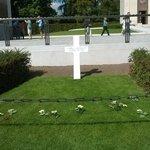 Patton's grave