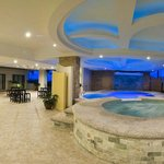 Wading Pool and Jacuzzi