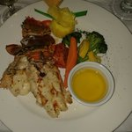 Lobster main at Luciano's