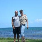 Stopped at the Florida Keys