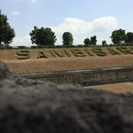 other than sand and stones, the grass typography can be added to the must-see list for this mtem