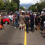 Car Free Saturday - Commercial Drive