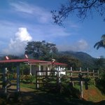 Hotel Coffee Mountain Inn, View from Street