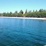 Coeur d'Alene Lake is beautiful
