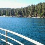 Boat Cruise on Coeur d'Alene Lake
