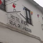 Hotel Rural Real de Laroles