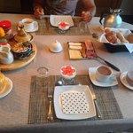 Le petit déjeuner ��