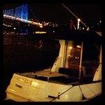 Яхта от отеля