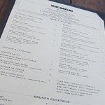 zengo menu