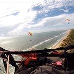 Coastal soaring