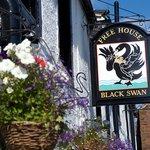 the Black Swan Inn Culgaith