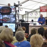 Abbfest 2014 Cookery Show by Collin D Pereira of Lavani the Best Indian Restaurant in Torquay
