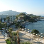 View from Skysea Bedroom looking towards Turgutries